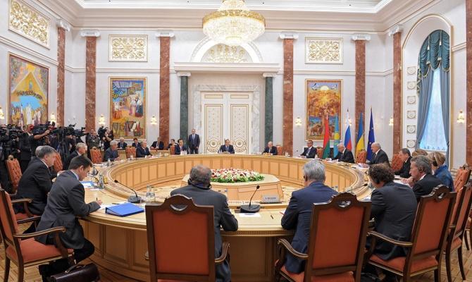 В следующий раз контактная группа по Украине соберется в Минске 18 октября