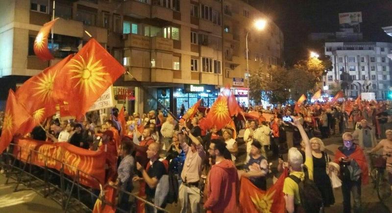 В Македонии официально зарегистрирована новая партия «Родина», которая намерена добиваться сближения страны с Россией...